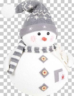Snowman Kartka PNG