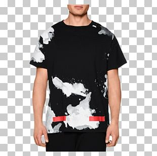 T-shirt Off-White Clothing Top PNG