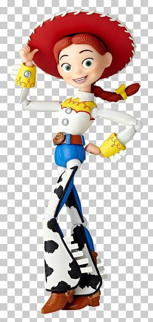 Jessie Sheriff Woody Revoltech Toy Story Lelulugu PNG