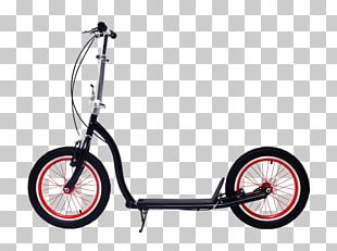 Kick Scooter Bicycle Pedals Wheel BMX Bike PNG