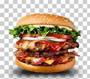 Hamburger Chicken Sandwich Veggie Burger Fast Food PNG