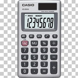 Solar-powered Calculator Casio SL-300VER Casio BASIC PNG