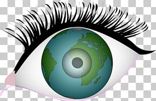 Earth Eye PNG