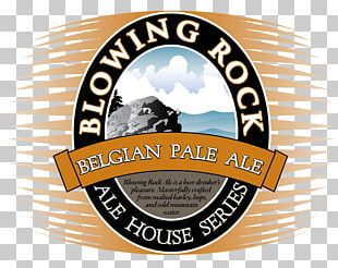 Beer India Pale Ale Stout Blowing Rock Brewing Company PNG
