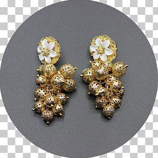 Earring Bijou Clothing Accessories Jewellery Diadem PNG
