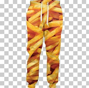 French Fries Tracksuit Fast Food Fried Chicken Clothing PNG