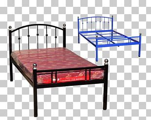 Bed Frame Table Cots Furniture Steel PNG
