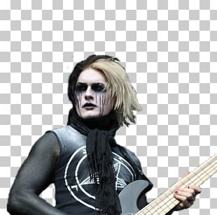 Chris Motionless Motionless In White New Years Day Microphone .com PNG