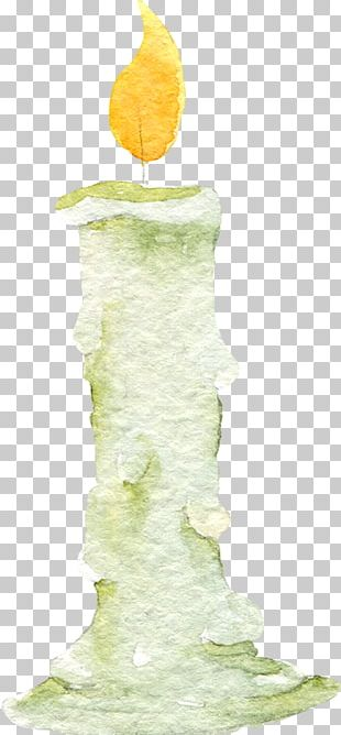 Halloween Candle PNG