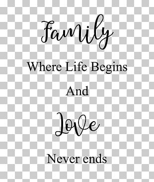 Quotation Family Tree Life Love PNG