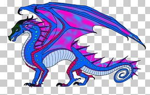 Wings Of Fire Nightwing The Hidden Kingdom Dragon T-shirt PNG