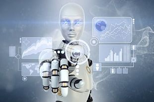 Industrial Robot Robotic Process Automation Automated Trading System Artificial Intelligence PNG