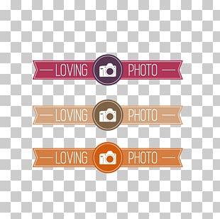 Photography Logo Camera Photographer PNG