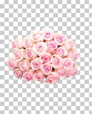 Rose Flower Bouquet Pink Flowers PNG