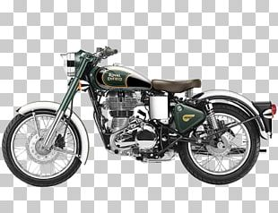 Motorcycle Royal Enfield Classic Enfield Cycle Co. Ltd Royal Enfield Bullet PNG