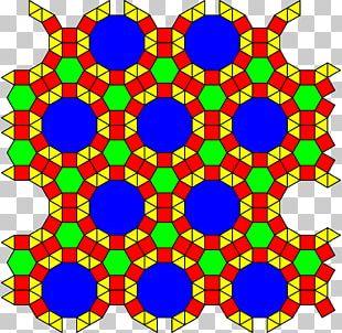 Symmetry Kaleidoscope Circle Pattern PNG