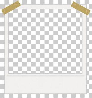 Masking Tape Color Frames PNG