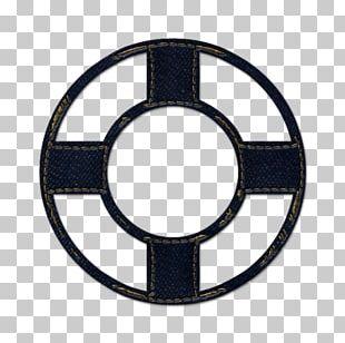 Hardware Circle Symbol Font PNG