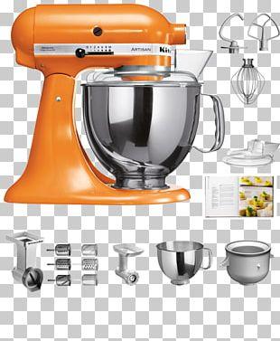 KitchenAid Artisan KSM150PS Mixer Food Processor KitchenAid Artisan 5KSM175PS PNG