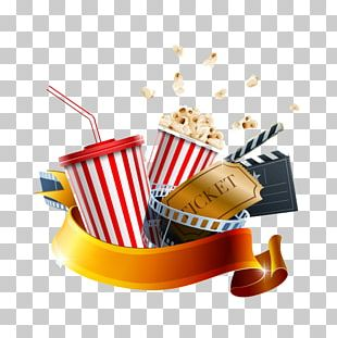 Cinema Film Illustration PNG