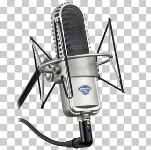 Ribbon Microphone Recording Studio Sound Recording And Reproduction Audio PNG