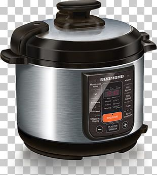 Multicooker Rice Cookers Redmond Pressure Cooker Pressure Cooking PNG