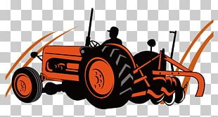 Tractor Farm Agriculture Agricultural Machinery Field PNG