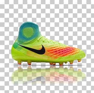 Cleat Nike Free Football Boot Shoe PNG