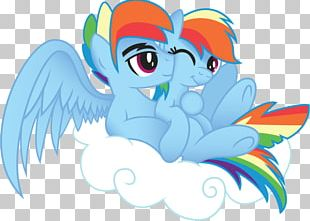 Rainbow Dash My Little Pony PNG