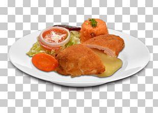 Cordon Bleu Stuffing Fried Rice Full Breakfast Milanesa PNG