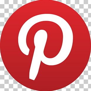 Pinterest Circle Icon PNG