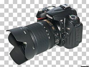 Nikon D90 AF-S DX Nikkor 18-105mm F/3.5-5.6G ED VR Nikon D7000 Camera Digital SLR PNG