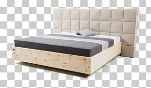 Bedside Tables Box-spring Mattress Furniture PNG
