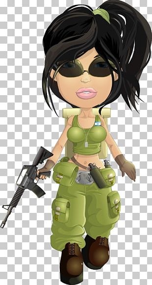 Soldier Military Female PNG