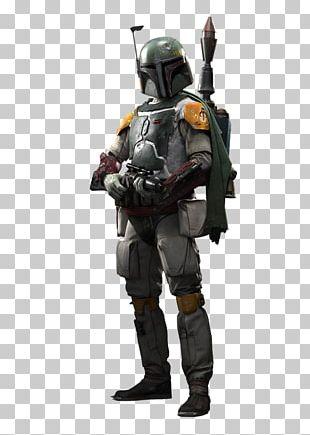 Star Wars Battlefront II Boba Fett Jango Fett Anakin Skywalker PNG