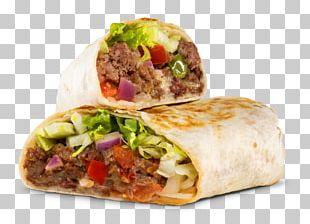 Wrap Shawarma Fried Chicken Taco Fast Food PNG