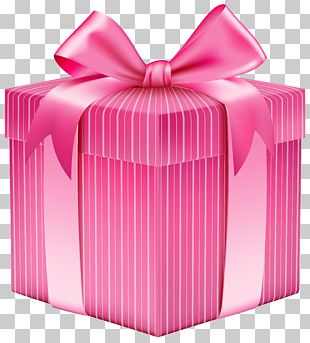 Christmas Gift Box PNG