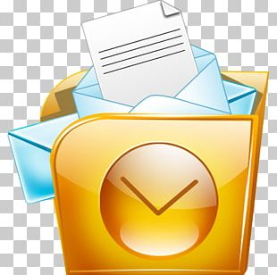 Personal Storage Table Microsoft Outlook Computer Software Email PNG