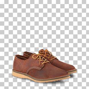 Red Wing Shoes Red Wing Men's Weekender Oxford Suede Red Wing Heritage Men's 101 Postman Oxford 00101 PNG