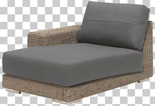 Chaise Longue Cushion Couch Chair Garden Furniture PNG