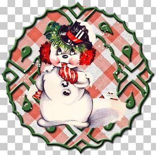 Christmas Ornament Christmas Decoration Snowman Food PNG