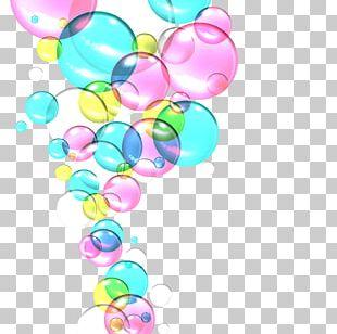 Bubble Drop PNG