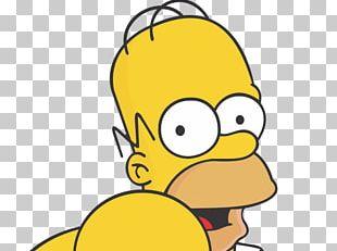 Homer Simpson Marge Simpson Bart Simpson Lisa Simpson PNG