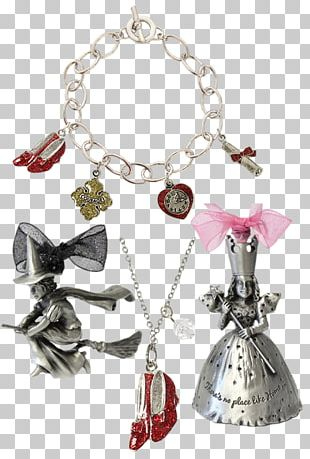 Necklace Dorothy Gale Charm Bracelet The Wizard Of Oz Earring PNG