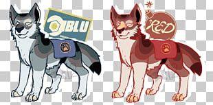 Cat Dog Team Fortress 2 Cartoon PNG