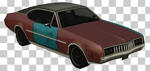 Personal Luxury Car Grand Theft Auto: San Andreas Buick Vehicle PNG