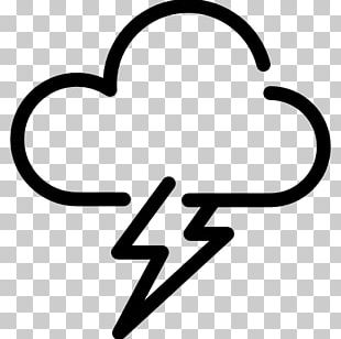 Thunder Storm Computer Icons PNG