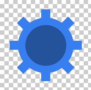 Electric Blue Symbol PNG