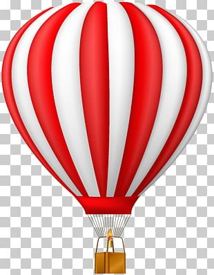 Airplane Hot Air Balloon PNG