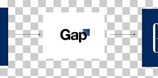 Logo Brand Gap Inc. Social Media Digital Marketing PNG